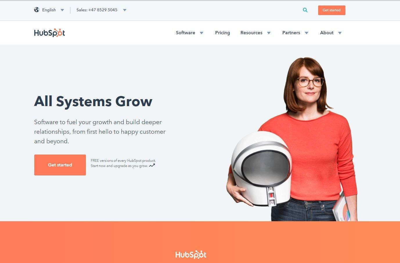 Hva er HubSpot