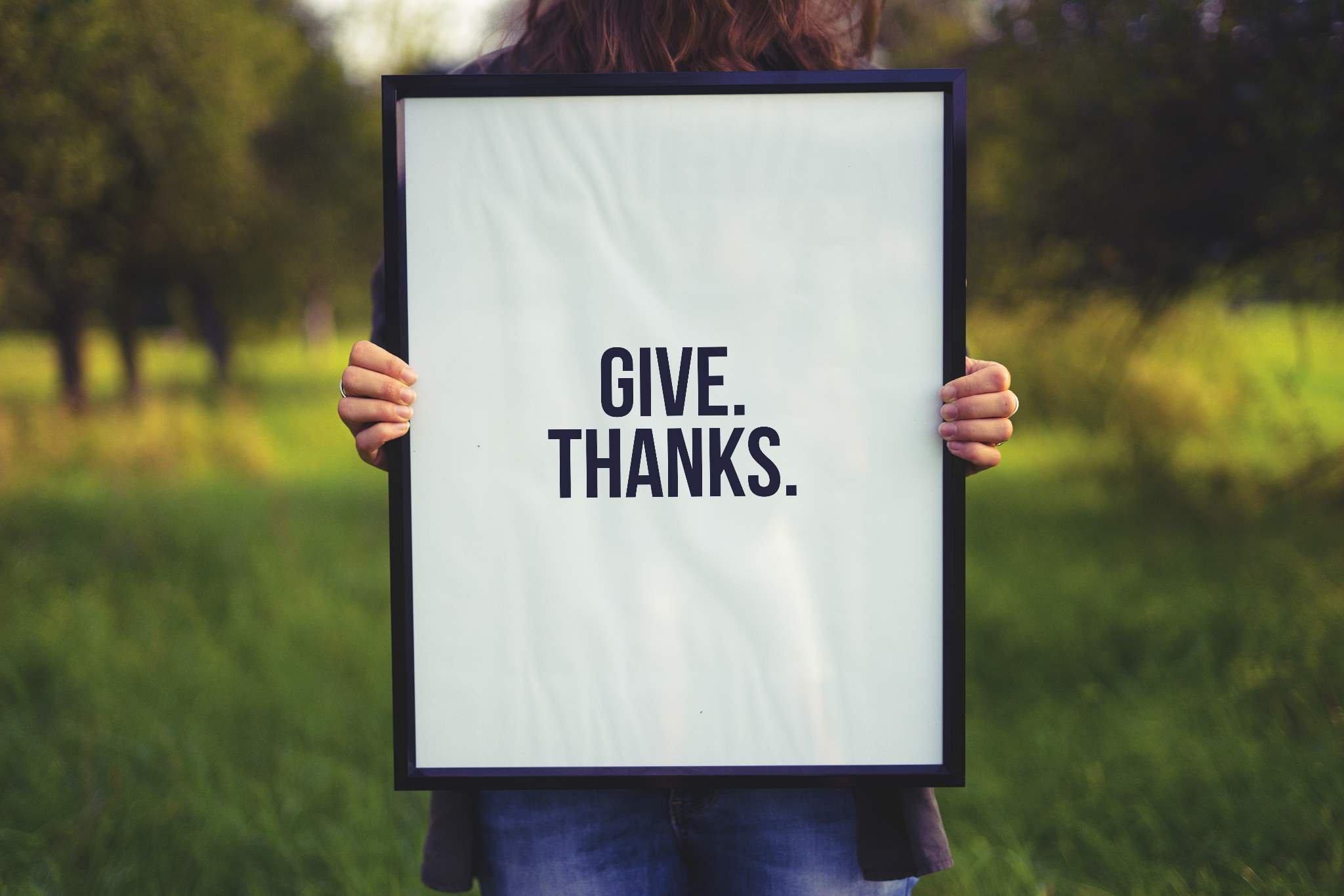 En landingsside er laget for å gi noe, før du kan få noe tilbake som takk.