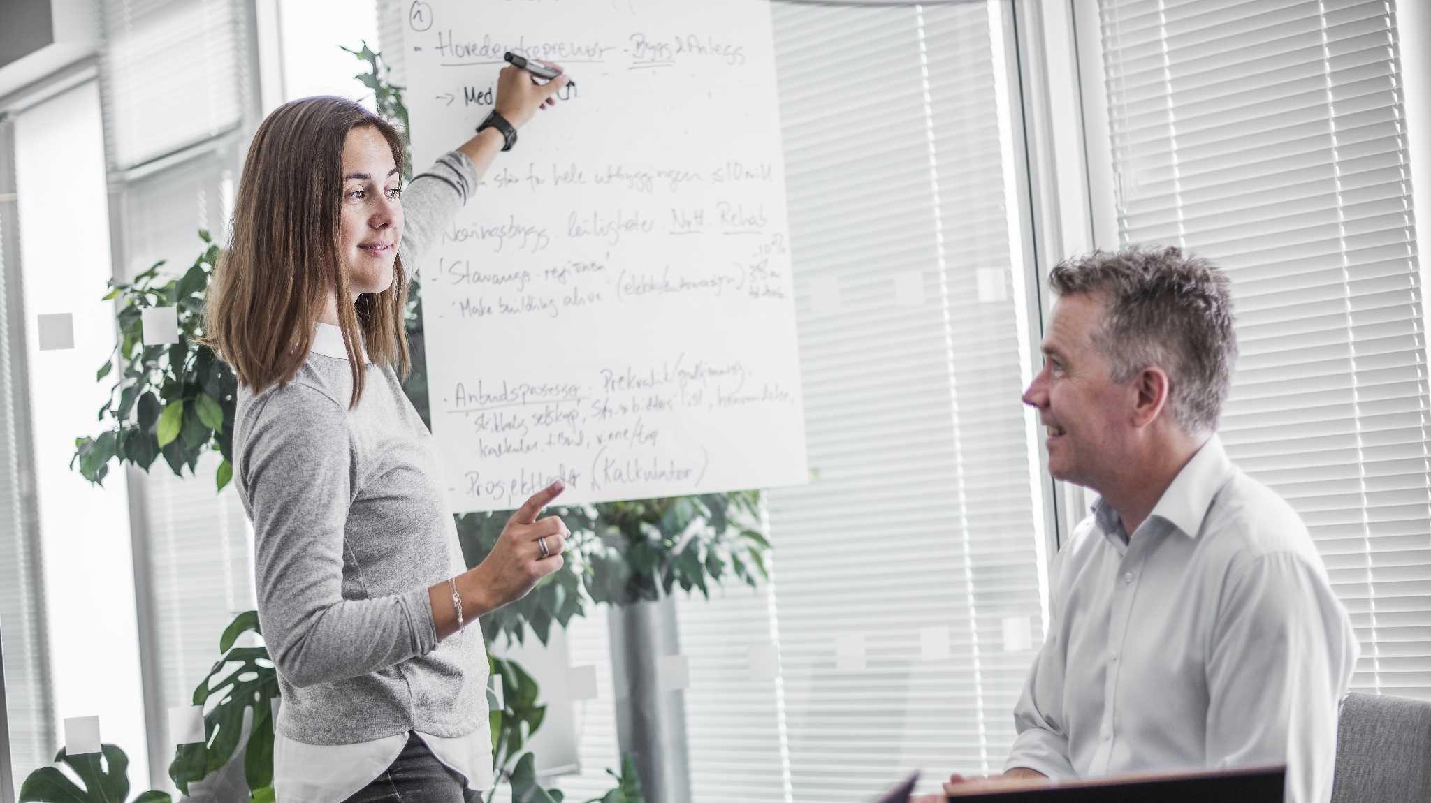 Hva er et omvendt intervju når du søker jobb hos Leadify