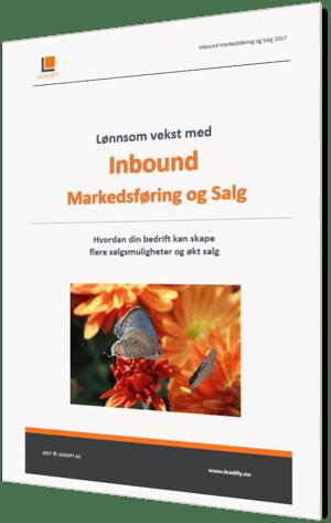 Inbound marketing og salg e-bok