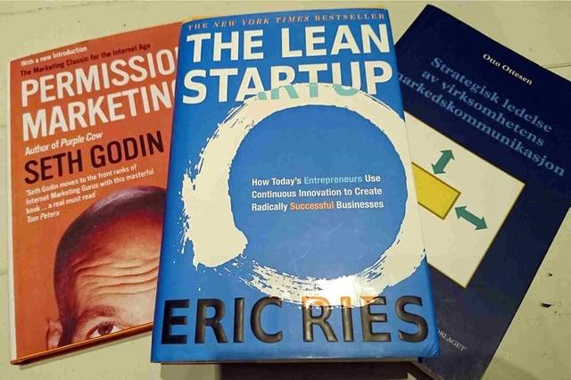 Digital B2B markedsføring The Lean Startup