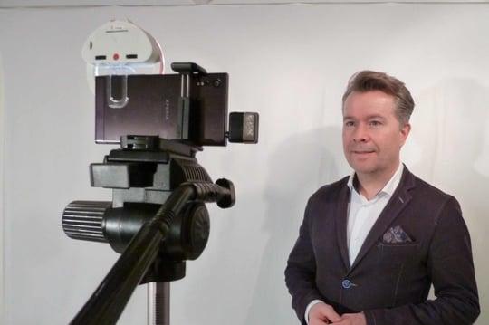 Video i Markedsføring og Salg B2B - slik gjør du det selv