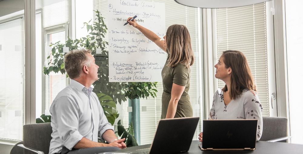 Digital markedsfører og Innholdsrådgiver - Leadify