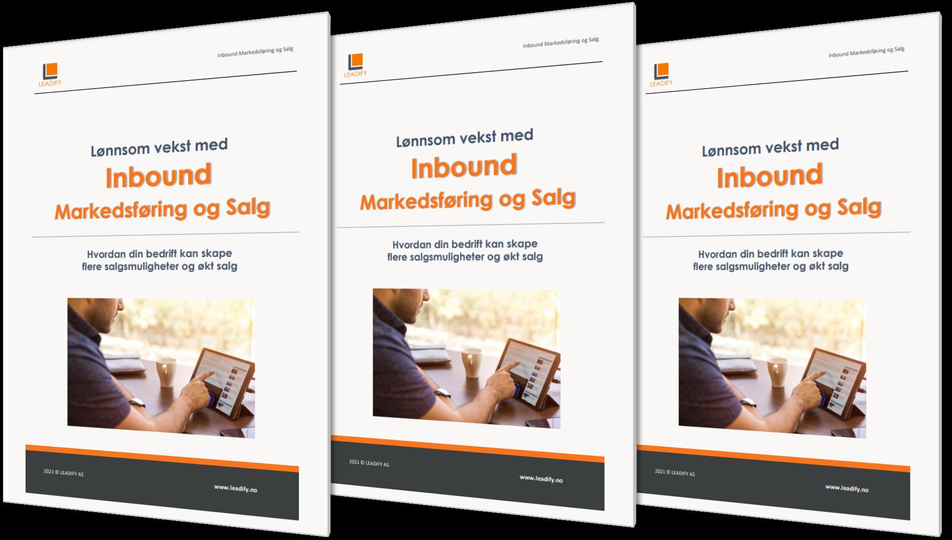 Inbound marketing og Salg