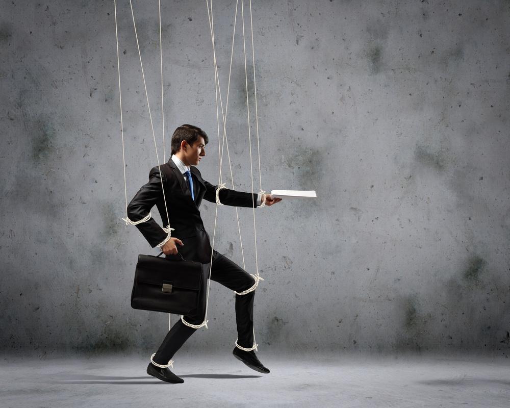 Kunden har full kontroll på din B2B-markedsføring og salg!