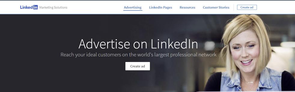 Sett opp kampanjebruker for LinkedIn annonsering